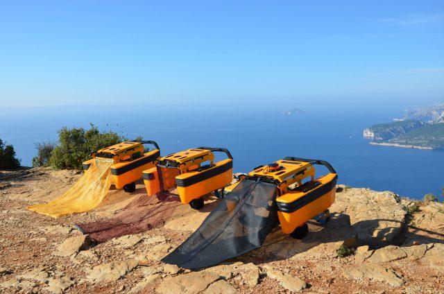 Iadys, des robots pour nettoyer les zones aquatiques