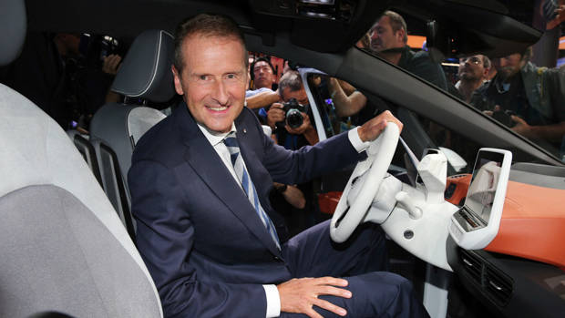 Pourquoi Volkswagen renonce à la voiture à hydrogène ?