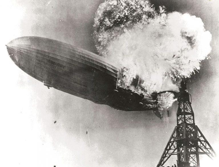 1937: Le crash du Hindenburg, le cauchemar de l'hydrogène
